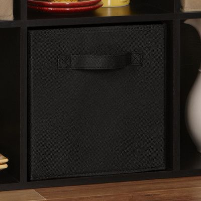 ClosetMaid Cubeicals Fabric Drawer Color: