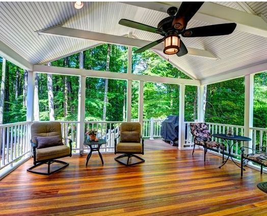 Washington DC Deck Design - Blog Post by Margery Wedderburn Interiors