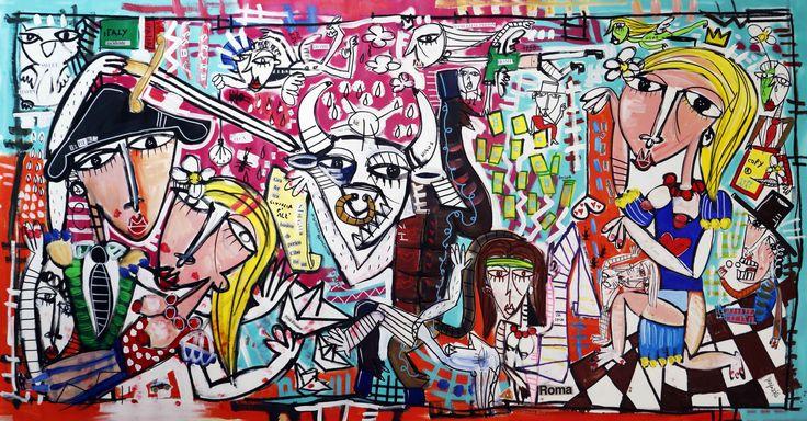 Oltre 25 fantastiche idee su quadri pop art su pinterest for Cerco quadri moderni