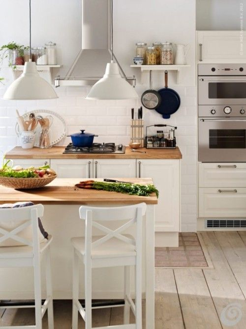 35 best Küche images on Pinterest Kitchen ideas, Kitchen white and