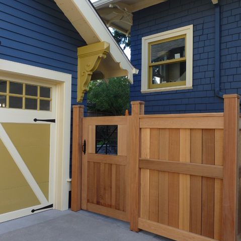 Sliding Fencing Gate Design Ideas, Pictures, Remodel And Decor
