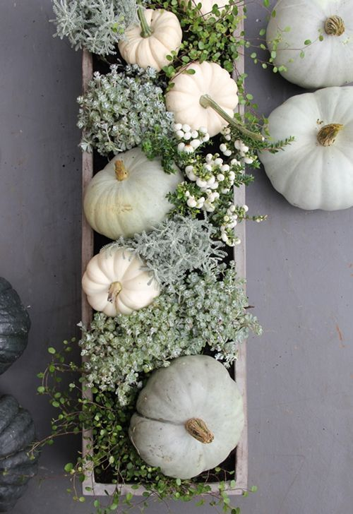 Elegant ways to add Fall to your home