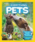 National Geographic Kids Everything Pets: Furry facts, photos, and fun-unleashed! - http://dailyfunnypets.com/products/amazon/national-geographic-kids-everything-pets-furry-facts-photos-and-fun-unleashed/ - National Geographic Kids Everything Pets: Furry facts, photos, and fun-unleashed!  Used Book in Good Condition Let the fur fly with tons of photos and facts about our animal friends. Did you know that a cat's top speed is about 31 miles per hour, that a dog can make abo