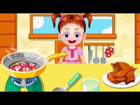 Swedish meatballs 7 Cooking Games for Girls Best kids game