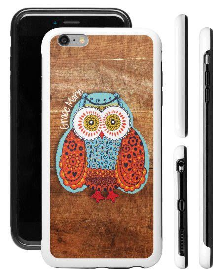 Owl iPhone Case iPhone 6 Plus Case Phone Cases Personalized