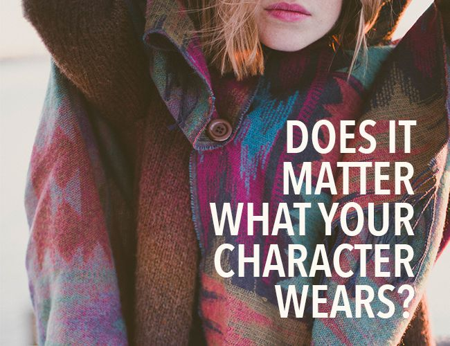 Does it Matter What Your Character Wears?