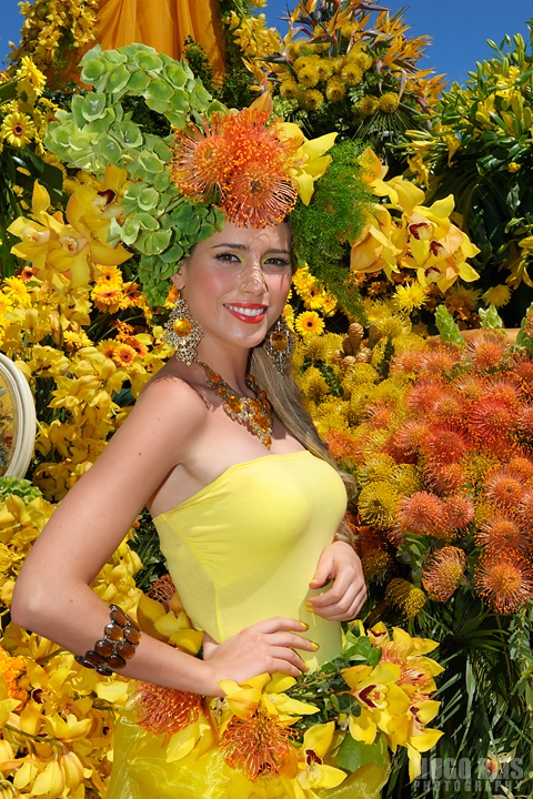 Madeira Flower Festival by Hugo Reis #Portugal