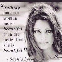 ... guys happy sophia loren wednesday this is my quote of the day sophia