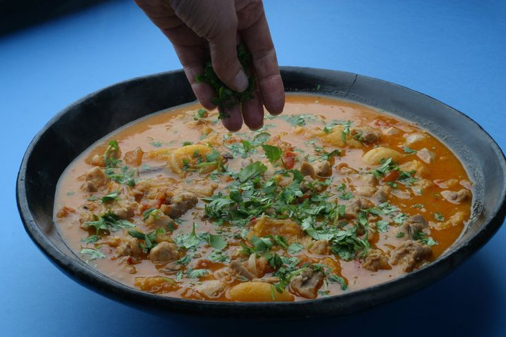 I love curry, but on the whole I am not interested in cooking that involves too much spice-grinding or many-layered processes Thus this chicken masala is my version of a curry: it demands little effort and delivers a huge amount of flavor.