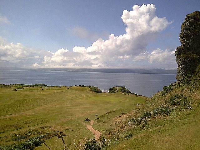 Aran islands golf course