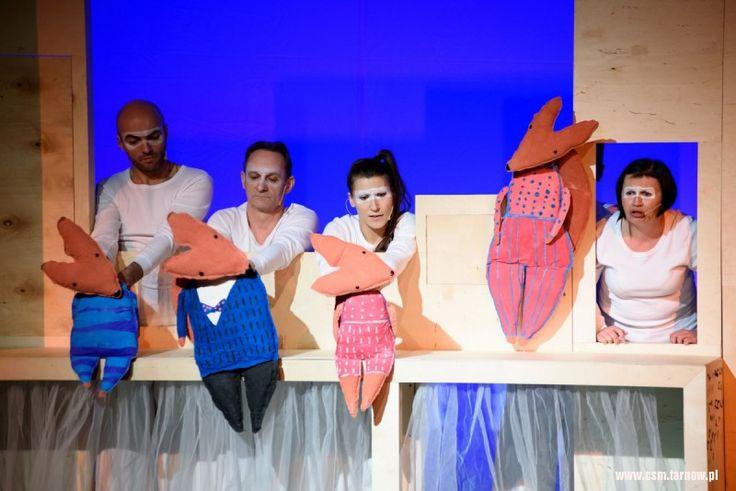 #spektakl Skarpety i papiloty #dladzieci #tarnow #malopolska #teatr
