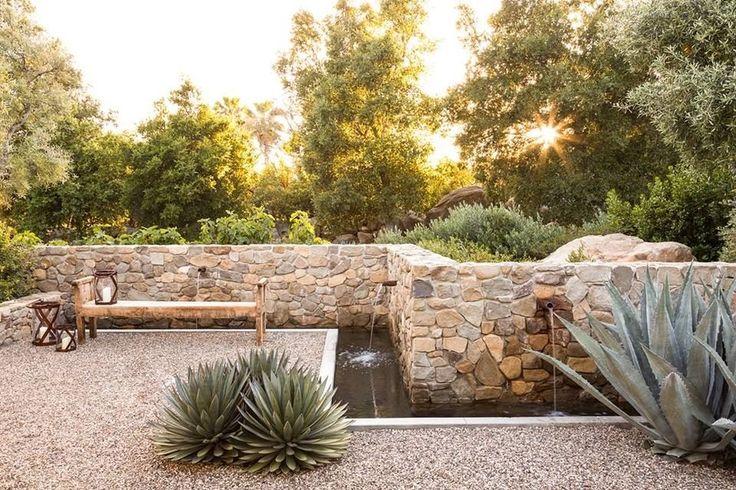 49 elegante Vorgarten Rock Garden Landschaftsbau-Ideen