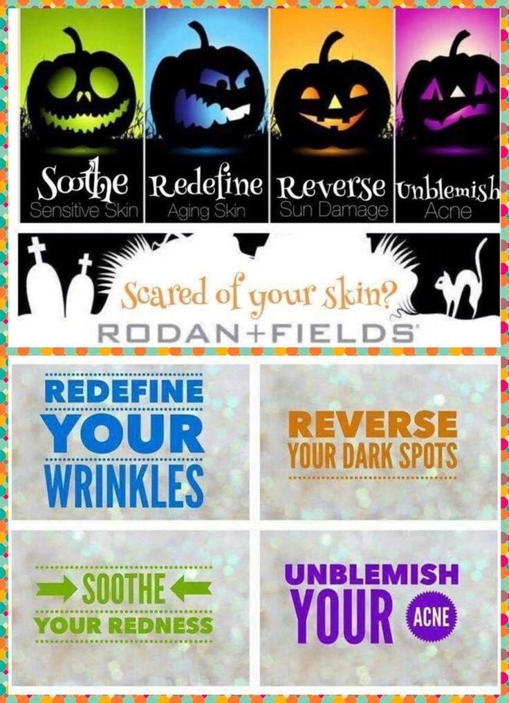 Treat Your Skin to Rodan and Fields the top *ANTI*AGING* skincare by dermatologists!