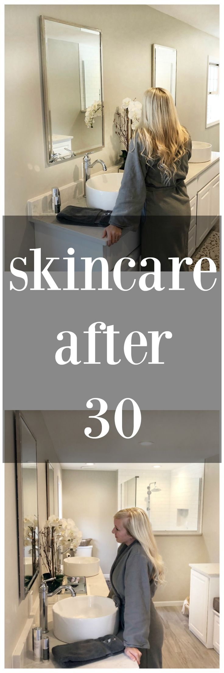 skincare, skin care in your 30s, healthy skin, face goals, skin regimen, healthy products,