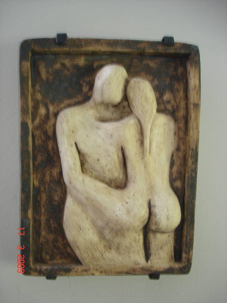 Resultado de imagen para pinturas de parejas abrazadas