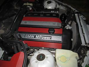 BMW S50 S52 engine cover