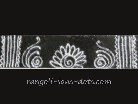 simple patterns for vasaal padi