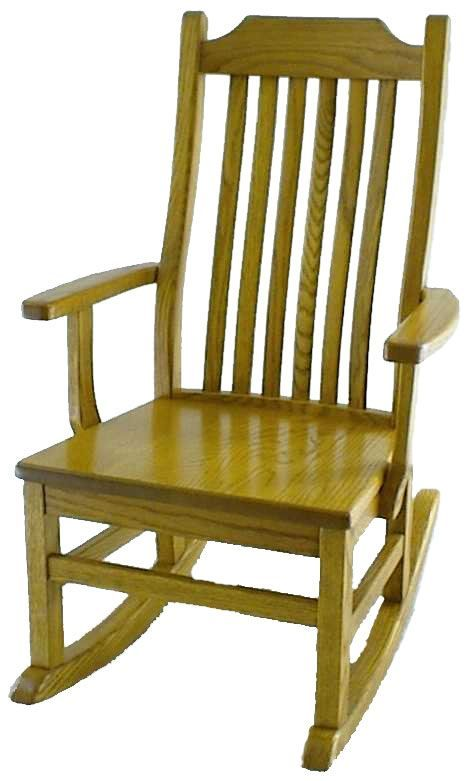 Good Amish Mission Kidsu0027 Rocking Chair Great Ideas