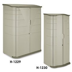 $229 Rubbermaid Storage Shed in Stock - ULINE