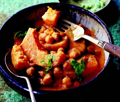 ... Butternut Squash and Chickpeas | Recipe | Shrimp, Butternut squash and