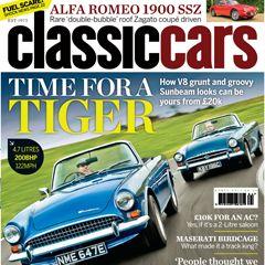 Classic Car | Magazines | Magazine Advertising | Bauer Media