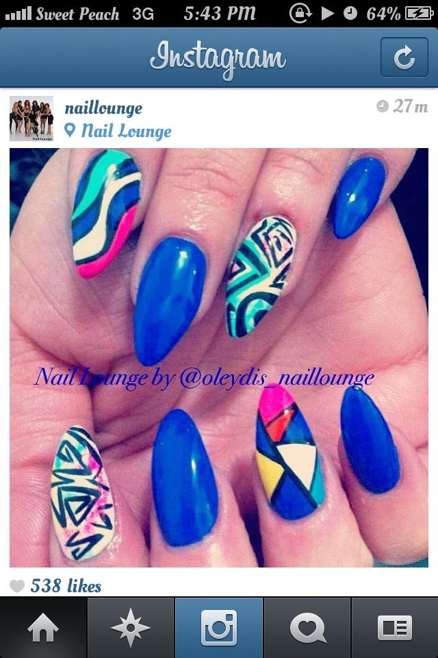 #IG : NailLounge