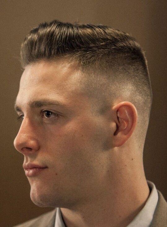 Robbie Rogers Haircut