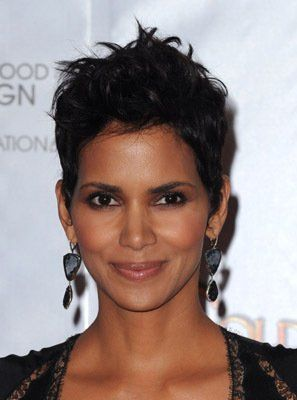 Halle Berry..effortless style! Plus, I think her and Sade made a deal with the devil, They don't age!!!