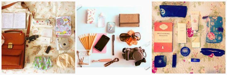 M U T E ♡ W I S H: ♡ Dentro de mi bolsa