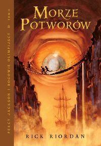 """W Moim Niezwykłym Świecie: ,,Na ratunek magicznej barierze"""" R. Riordan ,,Perc..."""