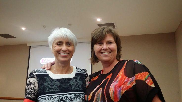 Rotokare@Rawhitiroa: Ms J meets Jill Eggleton