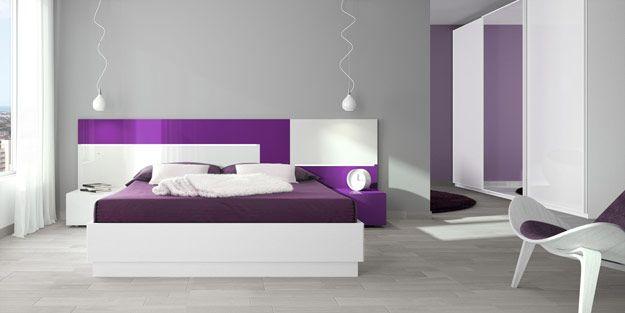 Bedroom furniture by Muebles Hermida #NOX