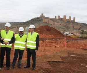 El Gobierno central da un paso más en la construcción del parador de Molina de Aragón