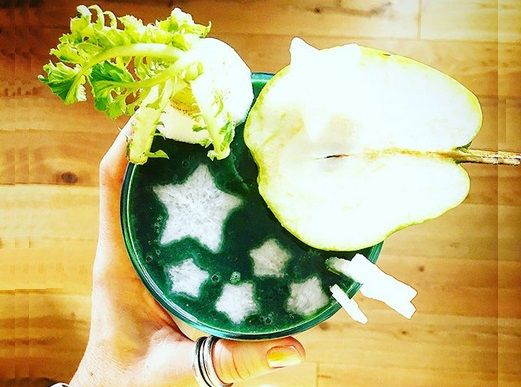 Algi i biała rzepa, idealne połączenie ze słodkimi owocami, skosztuj, nie pożałujesz!