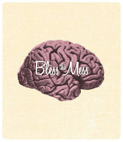 bless this messBlessed, Favorite Things, Bipolar Art, Quotes, Art Prints, Anonymous Art, Mess, Posters, Nick Nelson