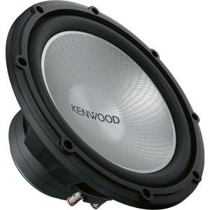 Kenwood – Performance Series 12″ Single-Voice-Coil 4-Ohm...