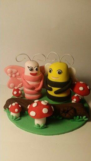 Didi and b cake topper #Didiandb #didiandbcake #didiandbcaketopper
