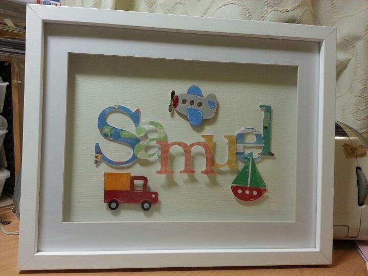 name frame by me - Name Frames