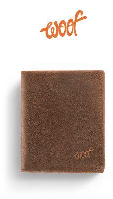 Woolet Smart Wallet - smart, slim, hand-crafted wallet