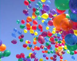 colorful baloons - Пошук Google