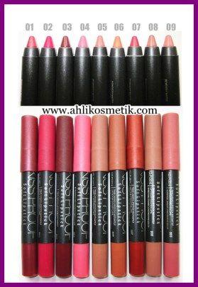 4.Warna2 Indah Kiss Proof Lipstick