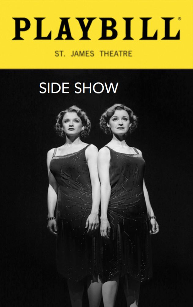 15 best side show (1997) images on Pinterest   Musicales, Musicales ...