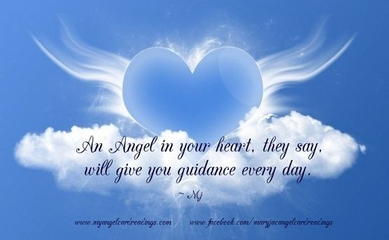 inspirational sayings and photos of angels | ... and Poems with Beautiful Images - Mary Jac - Angel Quotes - Page 1