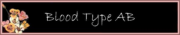 Blood Type AB: #Food Suggestions   http://sagastevin.com/HealthyLivin/BloodTypeAB.html?utm_content=buffer44fba&utm_medium=social&utm_source=pinterest.com&utm_campaign=buffer  please #share