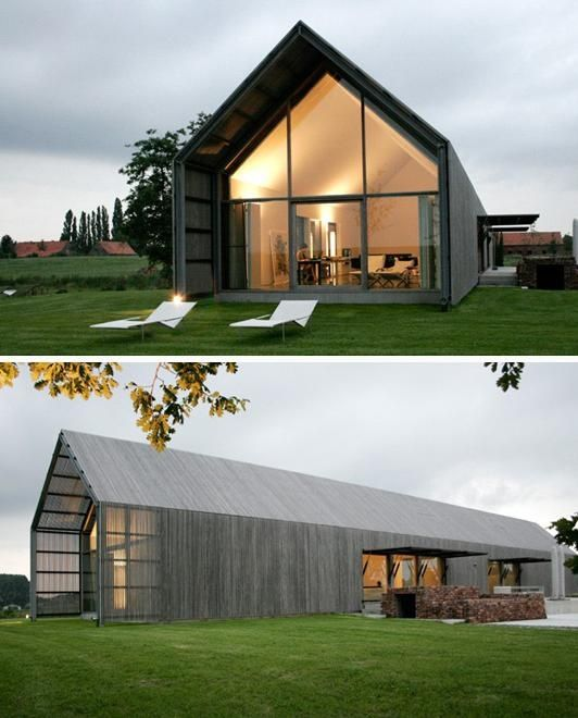 Loft home 4 | Home Inspiration Sources Mooie lange vorm
