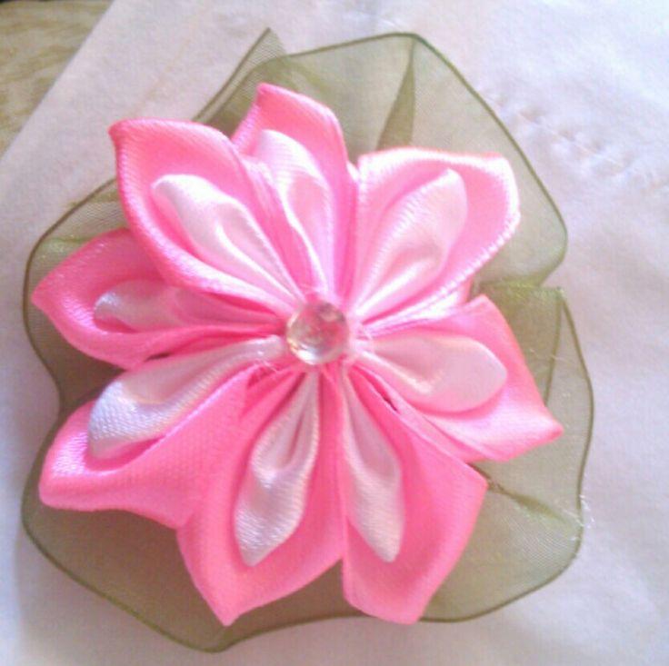 tsumami brooch 2