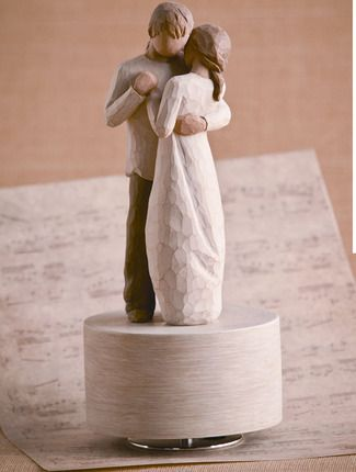 Promise Musical Figurine   15 Easy & Meaningful Valentine's Gifts from Deseret Book