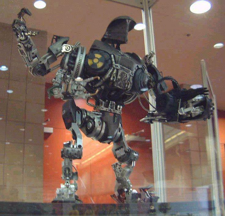 Robocop 2/Cain from 1990's Robocop 2.