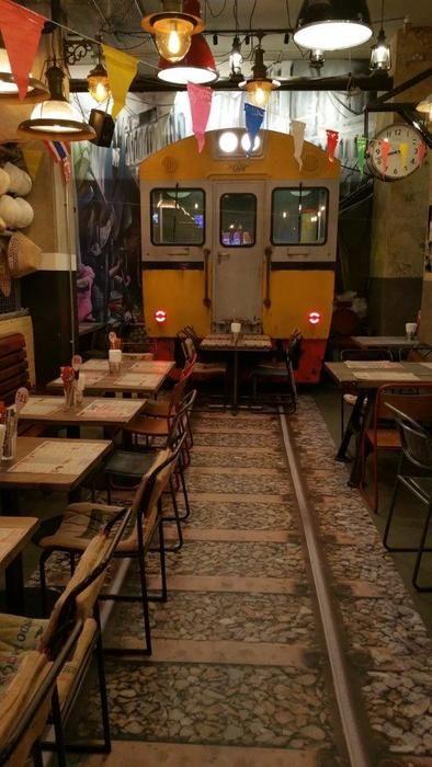Zaap (Nottingham, UK), Fast/Casual   Restaurant & Bar Design Awards