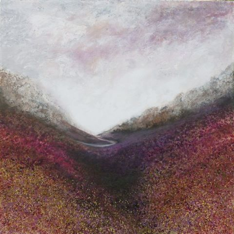 Originals & prints of Sarah Pye's can be seen at her solo exhibition throughout September